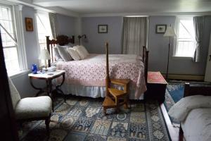 B&B at Taylor's Corner, Bed and Breakfasts  Woodstock - big - 30