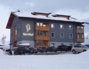 Aparthotel Bernhof - Hotel - Obertauern