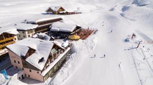 Hospiz Alm Residenzen - Hotel - St Christoph am Arlberg