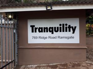 Tranquility, Appartamenti  Margate - big - 5