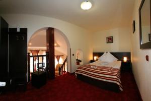 Pensiunea Casa Creanga, Penzióny  Tîrgu Ocna - big - 40