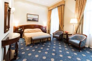 Premier Palace Hotel, Hotely  Kyjev - big - 56