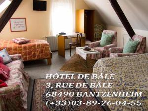 Accommodation in Bantzenheim