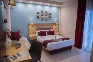 Sokratis Hotel, Hotely  Nea Moudania - big - 65