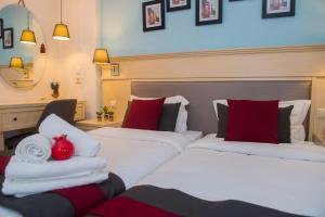 Sokratis Hotel, Hotely  Nea Moudania - big - 58