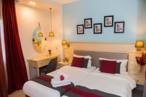 Sokratis Hotel, Hotely  Nea Moudania - big - 60