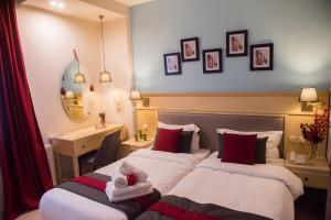 Sokratis Hotel, Hotely  Nea Moudania - big - 61
