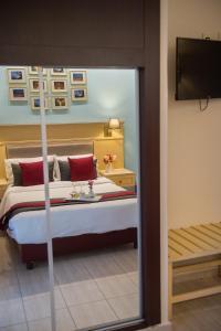 Sokratis Hotel, Hotely  Nea Moudania - big - 63