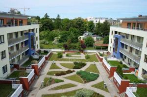 Apartament z ogródkiem Pomerania