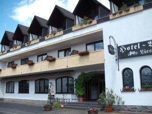 Hotel Weinhaus Liesertal - Lieser