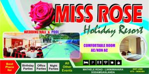 Miss Rose Hotel & Resort - Diyature Egoda