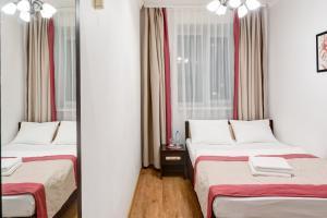 Минима Белорусская, Отели  Москва - big - 36