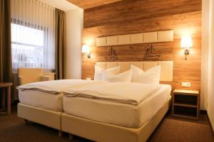 Lindenhotel Stralsund, Отели  Штральзунд - big - 2
