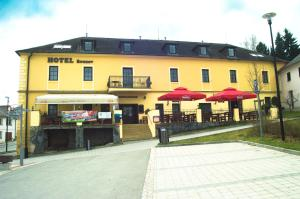 Albergues - Hotel Bouzov