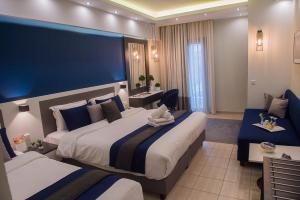 Sokratis Hotel, Hotely  Nea Moudania - big - 44