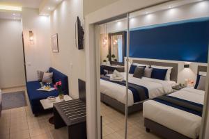 Sokratis Hotel, Hotely  Nea Moudania - big - 43