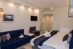 Sokratis Hotel, Hotely  Nea Moudania - big - 41