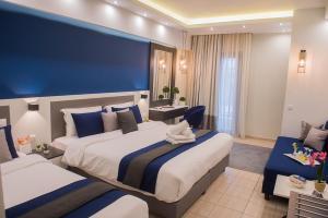 Sokratis Hotel, Hotely  Nea Moudania - big - 40