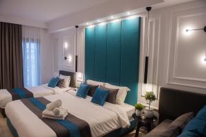 Sokratis Hotel, Hotely  Nea Moudania - big - 38