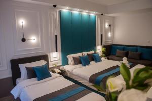 Sokratis Hotel, Hotely  Nea Moudania - big - 33