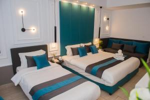 Sokratis Hotel, Hotely  Nea Moudania - big - 32
