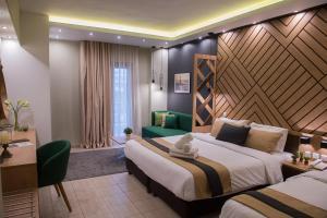 Sokratis Hotel, Hotely  Nea Moudania - big - 4