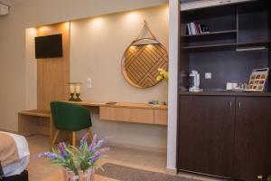Sokratis Hotel, Hotely  Nea Moudania - big - 20