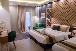 Sokratis Hotel, Hotely  Nea Moudania - big - 21