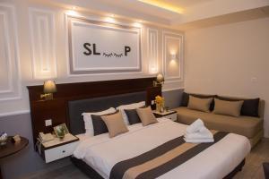 Sokratis Hotel, Hotely  Nea Moudania - big - 8