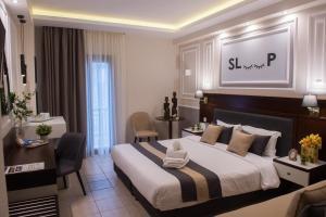 Sokratis Hotel, Hotely  Nea Moudania - big - 45
