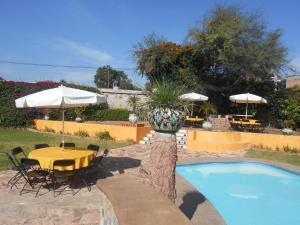Casa Quinta Cobos, Priváty  Tequisquiapan - big - 2