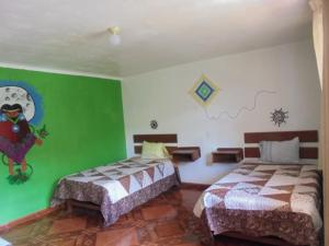 Vacahouse 2 Eco-Hostel, Hostelek  Huaraz - big - 56