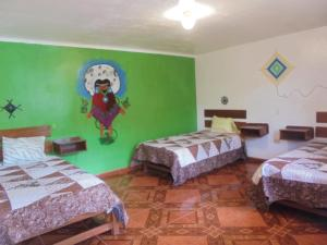 Vacahouse 2 Eco-Hostel, Hostelek  Huaraz - big - 5