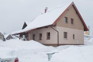 Chata Chalupa Kadov Sněžné Česko