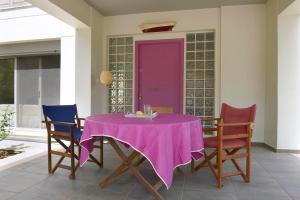 Comfortable beach villa for 6 Achaia Greece