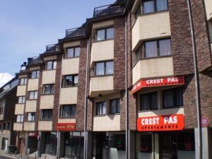 Apartaments Crest Pas, Инклес
