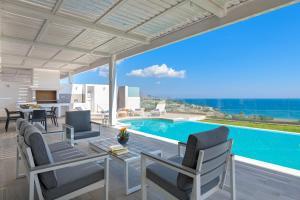 Domek Villa Nissos Lindos Grecja