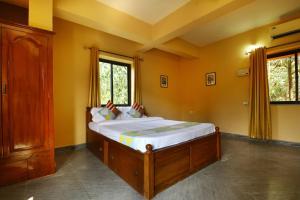 Elegant Studio Home in Varca, South Goa, Апартаменты  Marmagao - big - 4