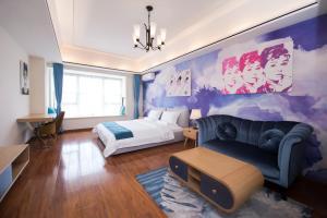 . Wo Lian River View Apartment