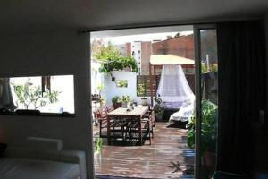 Lovelyloft Atic with magic Garden-Terrace in the Gracia Heart