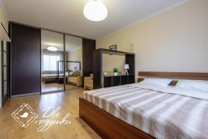 Apartment at 339 Strelkovoi Divizii / 2pillows - Gnilovskaya