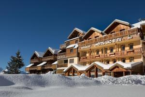 Hotel Lac Bleu 1650 - St François Longchamp