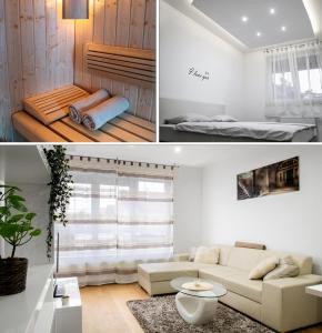 Sauna - Apartments Repinc 6 - Zagreb - Garage - Loggia - Smart - New - Luxury - Self check-in