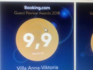 Villa Anna-Viktoria, Vily  Loo - big - 90