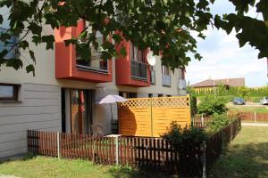 Apartmán se zahrádkou v krásné čtvrti Berouna