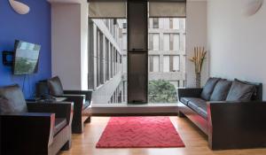 Puerta Alameda Suites, Apartmány  Mexiko - big - 122