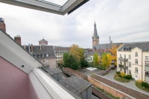 Tolstov-Hotels Old Town Apartment, Apartmány  Düsseldorf - big - 7