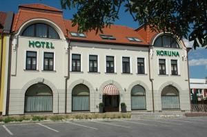 3 star hotel Hotel Koruna Topoľčany Slovacia