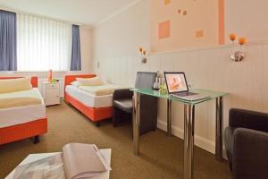 Kocks Hotel Garni, Affittacamere  Amburgo - big - 3