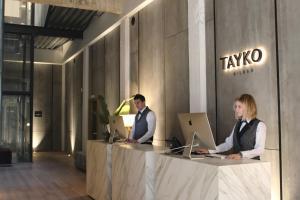 Hotel Tayko Bilbao (6 of 106)